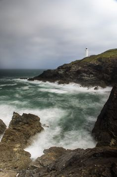 "500px / Photo ""Trevose Head lighthouse"" by Paul Nash"