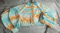 3-6 mois cardigan  3 pièces  sur Etsy,com/ca/fr/shop/TricotsDiahn Raglan, Turquoise, Sweaters, Etsy, Fashion, 6 Months, Moda, La Mode, Pullover
