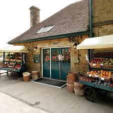 Chatsworth Farm Shop - the  best part of Chatsworth I want to visit