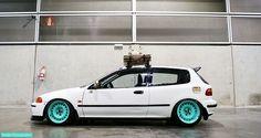 Honda civic hatchback jdm