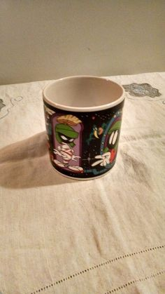 Marvin the Martian Coffee Tea Cup Applause