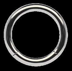 Titan Piercing Schmuck Segmentring in 3,0 x 10 mm - 23 mm