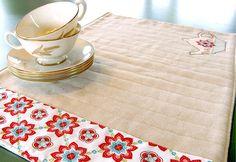 20 Placemats How Placy Ideas Placemats Place Mats Quilted Quilted Table Runners