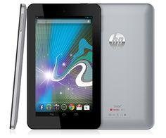 Tablet Hp Slate 7 é um tablet bem equilibrado, Com otima qualidade de construção e tecnologia Audio Beats. Tablet é Tablet HP uma escolha de otimo custo x benefio.