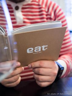 Eat Helsinki 2015 book includes 12 fabulous local restaurants. With the book you can get a main course for free in each of the restaurants.