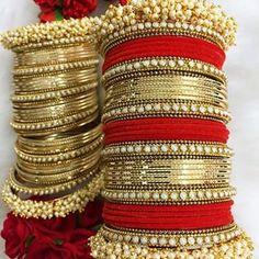 Marriage ceremony Put on Newest Bangle Designs 2018 Catalogue Stylish Jewelry, Jewelry Sets, Fashion Jewelry, Hand Jewelry, Handmade Jewellery, Earrings Handmade, Indian Wedding Jewelry, Indian Jewelry, Indian Bridal