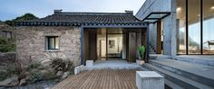 Gallery of Rural House Renovation in Zhoushan / Evolution Design - 5
