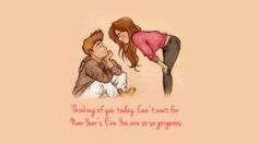 cute happy new year wishes messages for boyfriend images