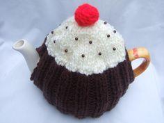 Tea Pot Cupcake Cozy