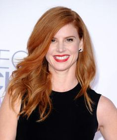 Red hair has become more popular recently. Here we feature 20 gorgeous redheads and show you how to get the best red hair color.: Sarah Rafferty