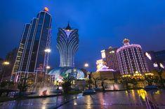 Macao, 'Las Vegas' china