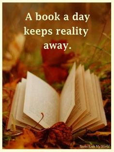 Getting lost in a gorgeous autumn fairy tale. - fall time reading is the best I Love Books, Good Books, Books To Read, My Books, Fall Books, Reading Quotes, Book Quotes, Reading Books, Book Memes