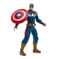 Captain America The Winter Soldier Shield Storm Action Figure