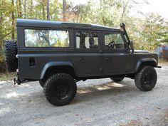 1985 Land Rover Defender 110 turbo diesel Wilmington, North Carolina $22,950