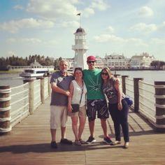 BoardWalk - DisneyWorld - Orlando