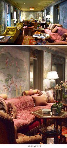 Hotel Daniel, Paris - Vicki Archer