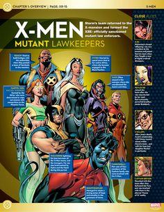 First appearance Uncanny X-Men, vol.1 #444  (July 2004).