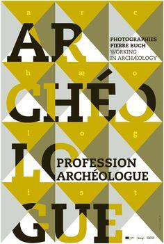 Des Signes / Archéologue