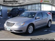Cars-For-Sale-Minneapolis | 2014 Chrysler 200 LX | http://minneapoliscarsforsale.com/dealership-car/2014-chrysler-200-lx