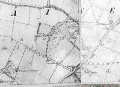 Image result for cabinteely old map