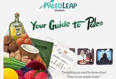 Your Guide to #Paleo – Over 6000 copies sold in 10 weeks!