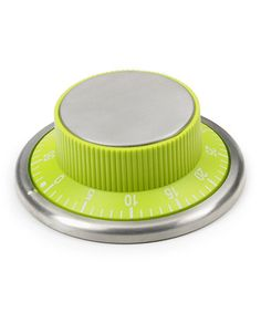 Take a look at this Green Magnetic Kitchen Timer by R.S.V.P. International on #zulily today!