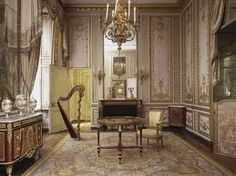 Her gilded study marie antoinette versailles - Google Search