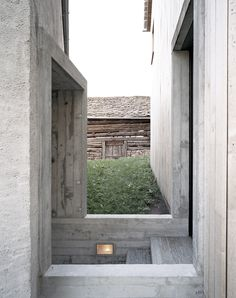 House with a photo studio / Ruinelli Assosiati Raymond Meier, Alpine Modern, Photo Studio, Windows, Buildings, Mountain, House, Detail, Photos