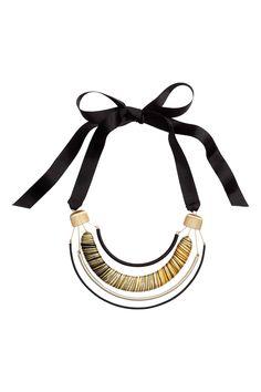 Collier avec pendentifs | H&M
