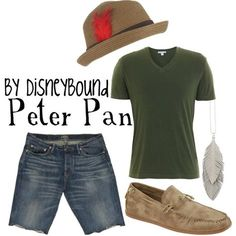Peter Pan, created by lalakay.polyvore.com