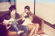 Boys who play guitar :)