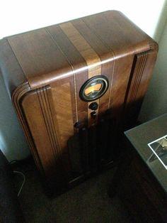Love my tombstone radio
