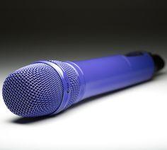 ColorWare Custom Sennheiser Microphone