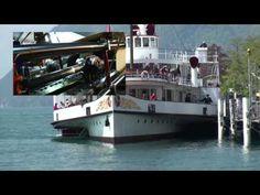 Dampfschiffe in der Schweiz: Zu Besuch bei alten Damen | traveLink