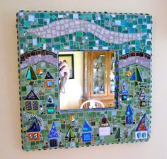 Fusion Mirror by GroutElf (Stephanie), via Flickr
