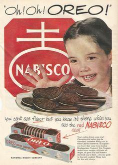 1940s Oreo Ad