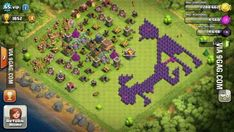 We are here with Best TownHall and Builder Hall Bases Best COC Guides, COC Strategies ,COC Hacks, Tips only for you! Coc Clash Of Clans, Clash Of Clans Hack, Trippy Iphone Wallpaper, Funny Bases, Strategy Map, Naruto, Game Interface, Aesthetic Japan, Clash Royale