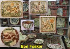 Ben Fosker is going to exhibit at Wardlow Mires Pottery and Food Festival. 12th and 13th September 2015.