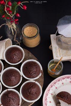 muffins cacao e amaretti