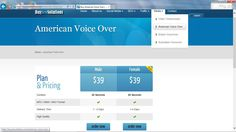 Buy American Voice Over | Buyseosolutions.com  Buy American Voice Over will compliment your website among their peers, building confidence and trust towards the company at very little expense.  http://buyseosolutions.com/american-v...  Buy American Voice Over, American Voice Over, Buy High Quality American Voice Over