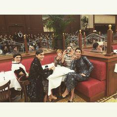 Chanel Fall A/W 2015 Show | Grand Palais, Paris, France @ola_quetal -