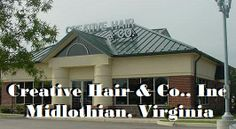 Creative Hair & Co., Inc in Midlothian, Virginia has the #EdgeYouDeserve!