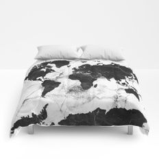 Explore world map comforter or duvet cover twin twin xl full explore world map comforter or duvet cover twin twin xl full queen king 2 styles 2 colors pinterest canada north room baby and white wall art gumiabroncs Image collections