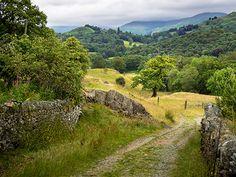 Little Langdale Landscape, Cumbria | Flickr - Photo Sharing!