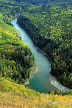 Murray Canyon Overlook near Tumbler Ridge, British Columbia, Canada