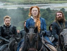 There's enough going on in Mary Queen of Scots to recommend to fans of Saoirse Ronan and Margot Robbie, but the film doesn't have enough meat on the bone. Excellent Movies, Great Movies, Margot Robbie, Movie List, Movie Tv, Les Oscars, Bon Film, Mary Queen Of Scots, Movies Worth Watching