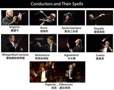 Music is magic, indeed! via Classical Music Humor