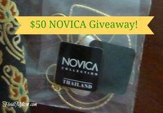 Decor & More: NOVICA Giveaway!