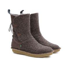 Po-zu: Piper v dark brown Size 38 (Screen Accurate Rey boots)