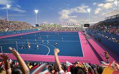 London Olympics Hockey Centre